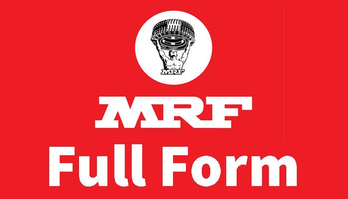 MRF-full-form-in-hindi