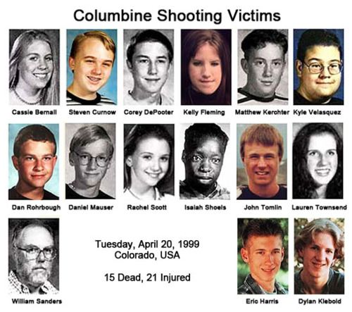 Columbine High School Shooting