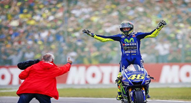 Valentino Rossi Bersiap Torehkan 300 Start Di Kelas Premier... The True Living Legend Pakdhee...!!