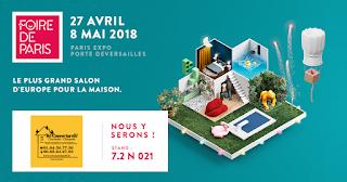 FOIRE de PARIS 2018