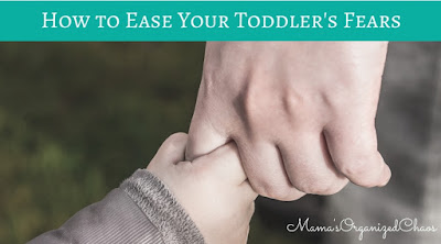 How to Ease Your Toddler's Fears {BFBN Week}