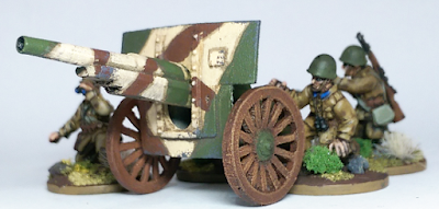 Mad Bob Miniatures Poland Polish Howitzer