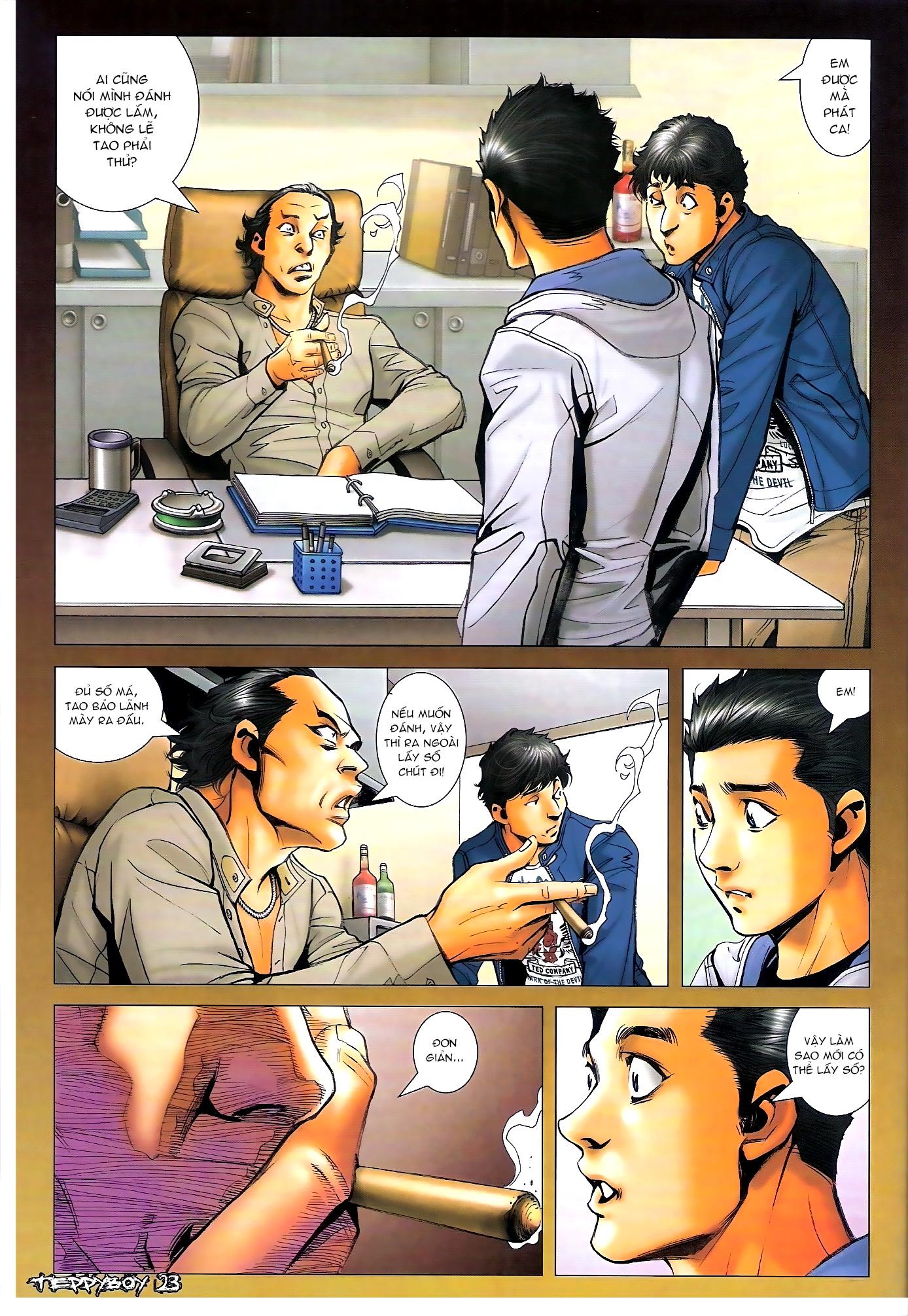 Người Trong Giang Hồ - Chapter 1293: Hạo Nam tái hiện - Pic 19
