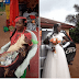 8 months pregnant Nigerian woman dies exactly one month after wedding (pics)