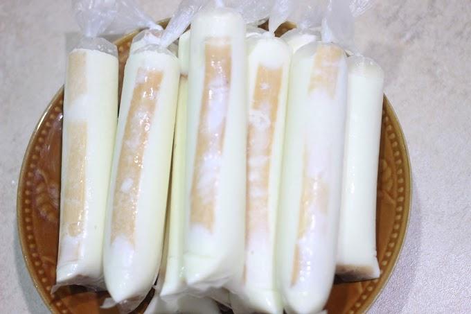 Nostalgia Masa Kanak- kanak Dengan Membuat Es Lilin/ Mambo