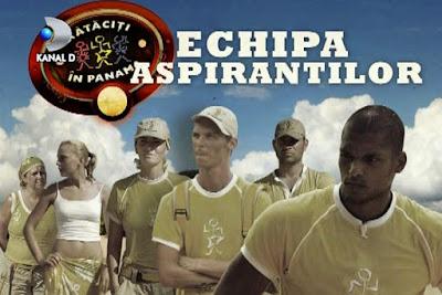 Echipa Aspiranților - Rătăciți în Panama