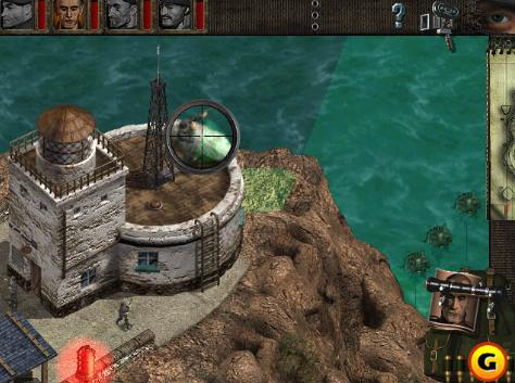 تحميل لعبة كوماندوز commandos برابط مباشر مجاناً للكمبيوتر