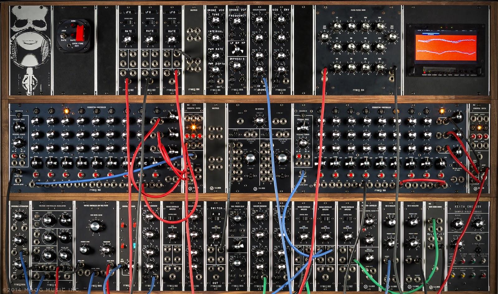 MATRIXSYNTH: 50th Anniversary of the Moog Modular