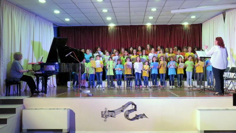 Με επιτυχία πραγματοποιήθηκε το Εαρινό Χορωδιακό Φεστιβάλ Νέων στην Ορεστιάδα