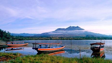 Tempat wisata danau batur kintamani