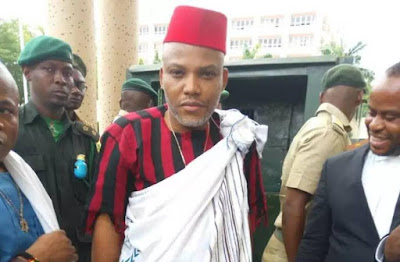 IPOB leader, Nnamdi Kanu denies rejecting his bail condition, says he will meet them within 48 hours