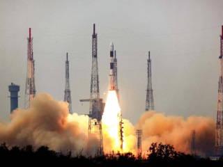 ISRO Today  launches IRNSS-1G from Sriharikota