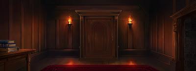 Riddikulus (Momento 1): l'armadio col Molliccio in sala professori