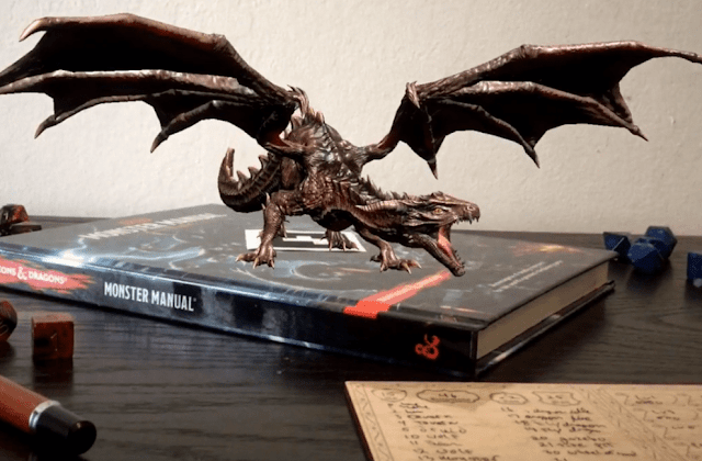 Augmented Reality & Dragons: conheça a realidade aumentada para RPG