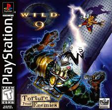 Wild 9 - PS1 - ISOs Download