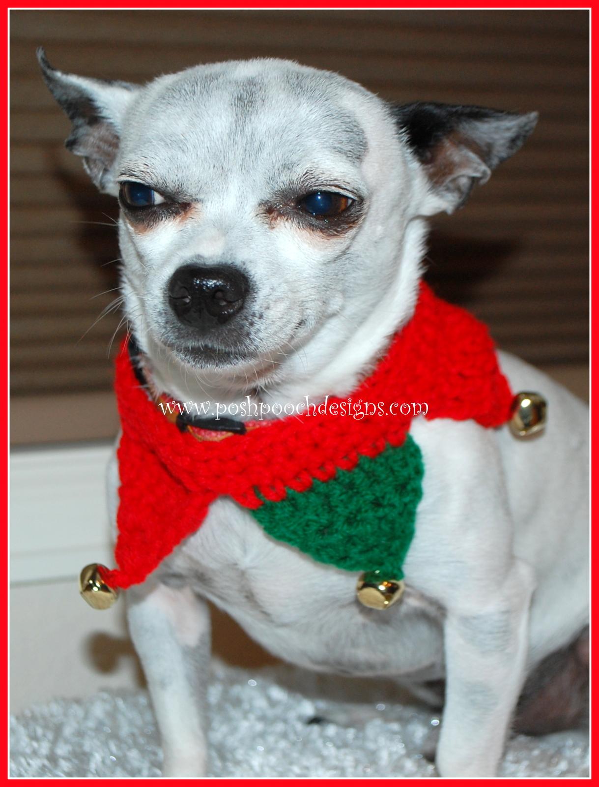 Posh Pooch Designs Dog Clothes Christmas Dog Collar Fun Fast Free