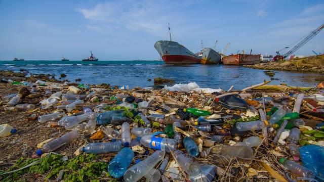 Menteri LHK: Penanganan Global Pencemaran Laut Makin Penting