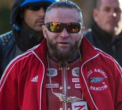 List of Synonyms and Antonyms of the Word: hells angels nomads