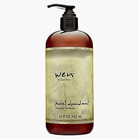 wen product review and results on damaged hair