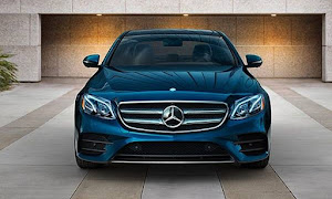 2019 Mercedes-Benz E-Class Sedan Plug-In Hybrid Designs