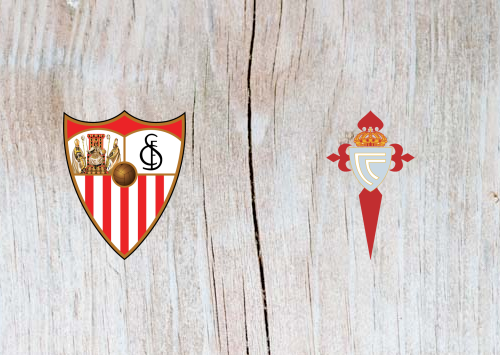 Sevilla vs Celta Vigo - Highlights 07 Oct 2018
