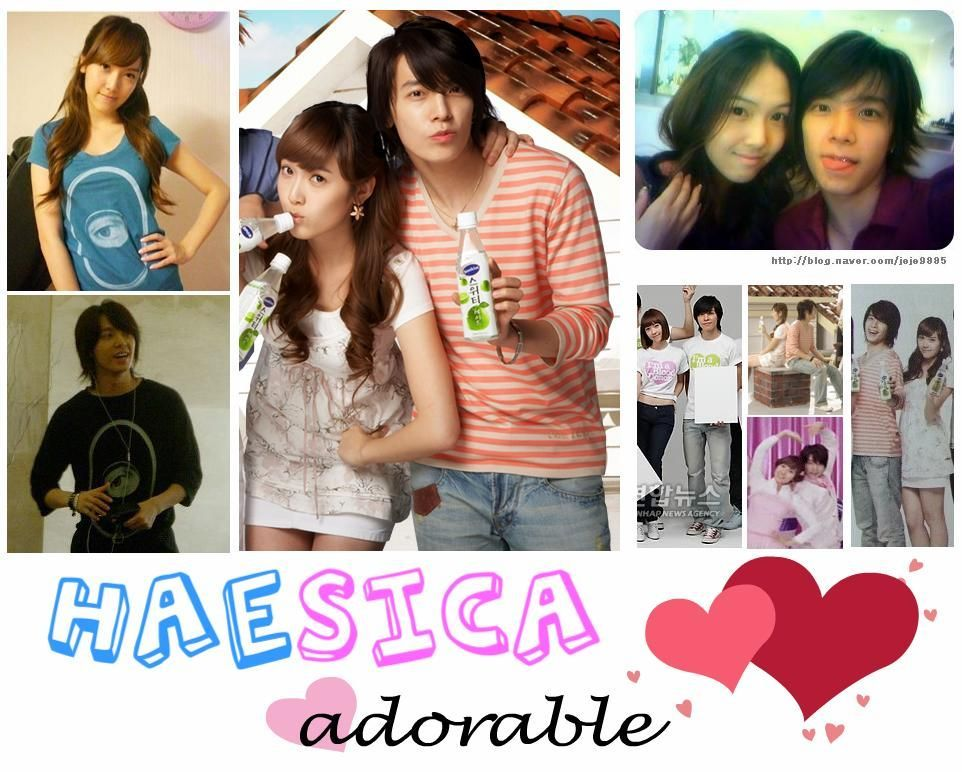 donghae and jessica relationship advice
