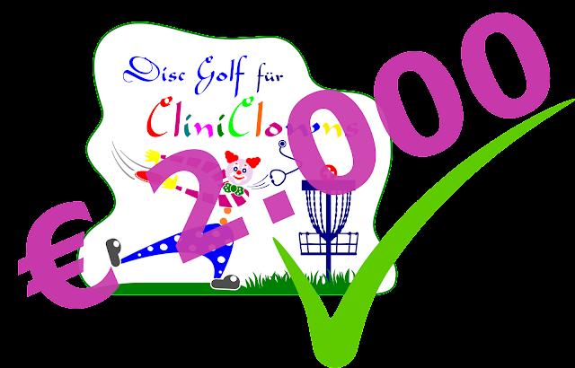 CliniClowns Spendenwette 2016 gewonnen