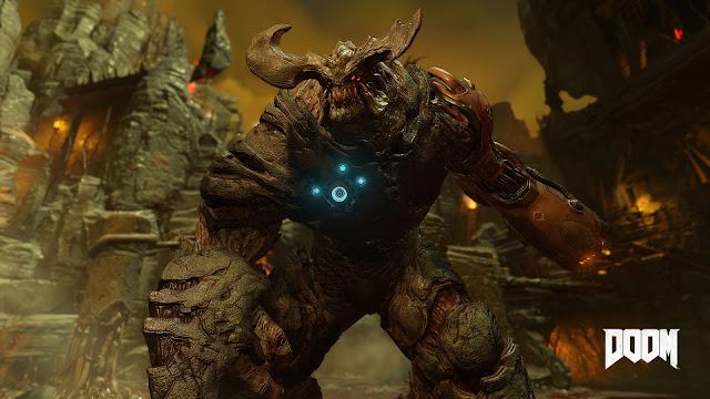 Информация о мультиплеерных режимах в Doom и новый трейлер игры