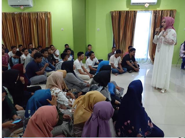 Widya Murad Ismail Optimis Maluku Juara Lasqi XXIV