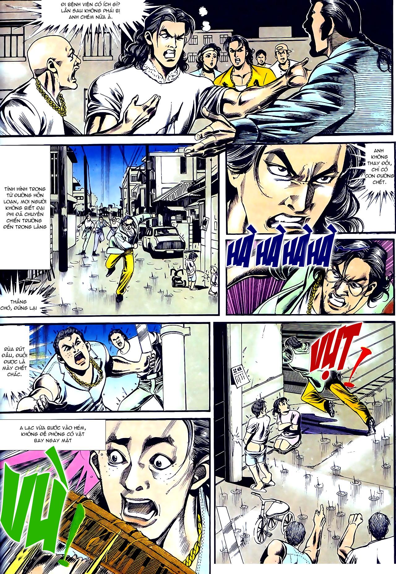 Người Trong Giang Hồ chapter 160: chém đại phi trang 26