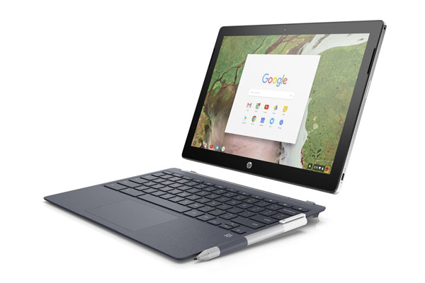 HP Chromebook x2 unveiled as World's first detachable Chromebook
