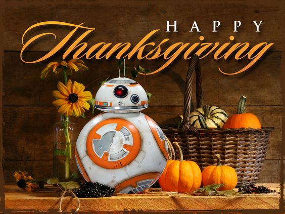 star wars thanksgiving