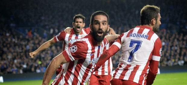El Atlético de Madrid aplasta al Chelsea y alcanza una histórica final madrileña de la Champions