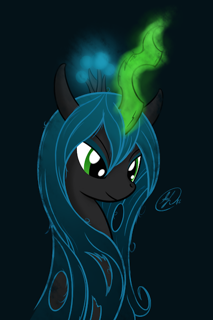 Picture SPAM Thread April 24 - Queen Chrysalis's Feeding ...