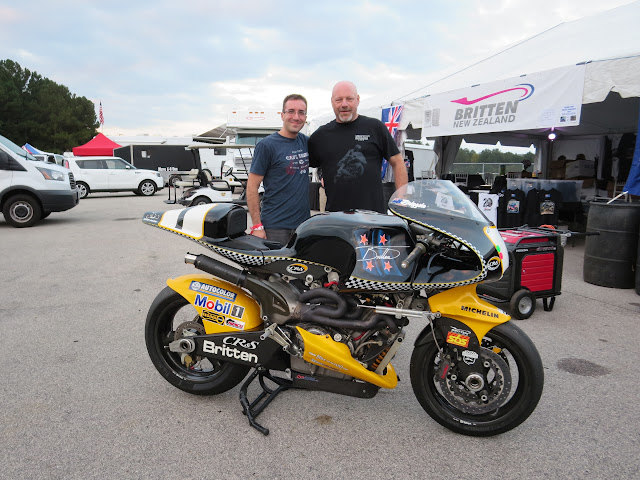 Jason Cormier and Bob Robbins Britten P001