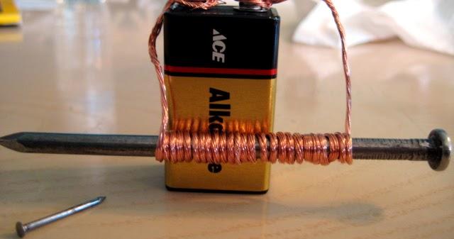 Cara Membuat Magnet Buatan Yang Super Kuat Dengan Mudah ...