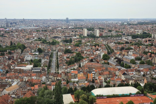 1. The Atomium - Brussels, Belgium - 12 Breathtaking Views From The World's Coolest Towers