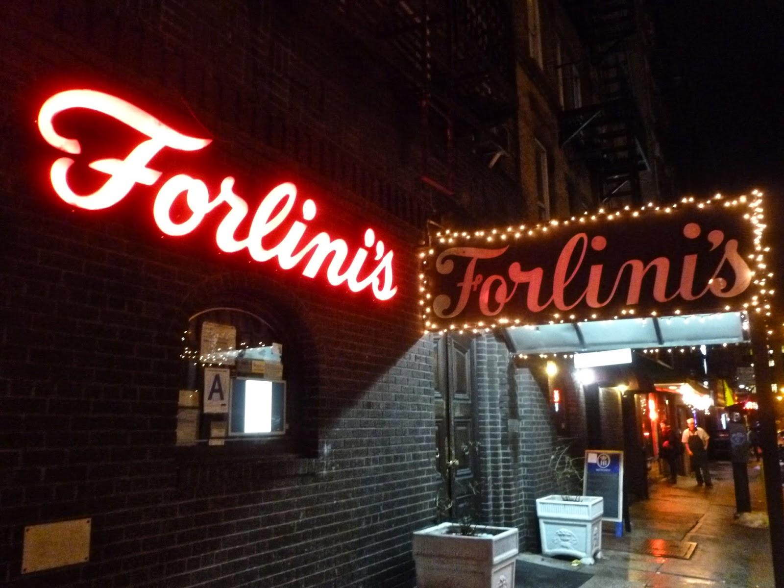 Forlini Restaurant Nyc