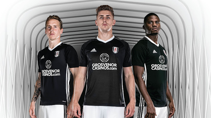 Fulham 17-18 Home   Away Kits Released + New Shirt Sponsor Announced -  Footy Headlines 223d53f80