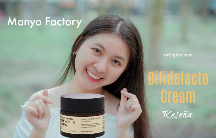 MANYO FACTORY - BIFIDALACTO CREAM: RESEÑA