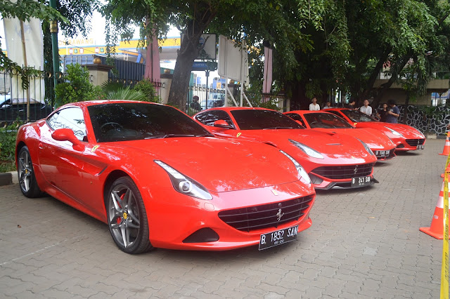 Ferrari owners club indonesia