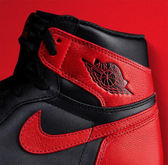 Air Jordan 1 OG Bred Banned Price data