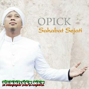 Opick - Sahabat Sejati (2014) Album cover