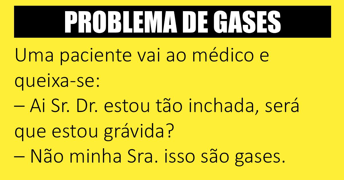 Um problema de gases
