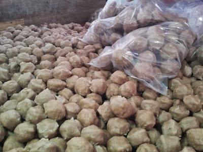 Resep dan Cara membuat Pentol Ayam Bakso