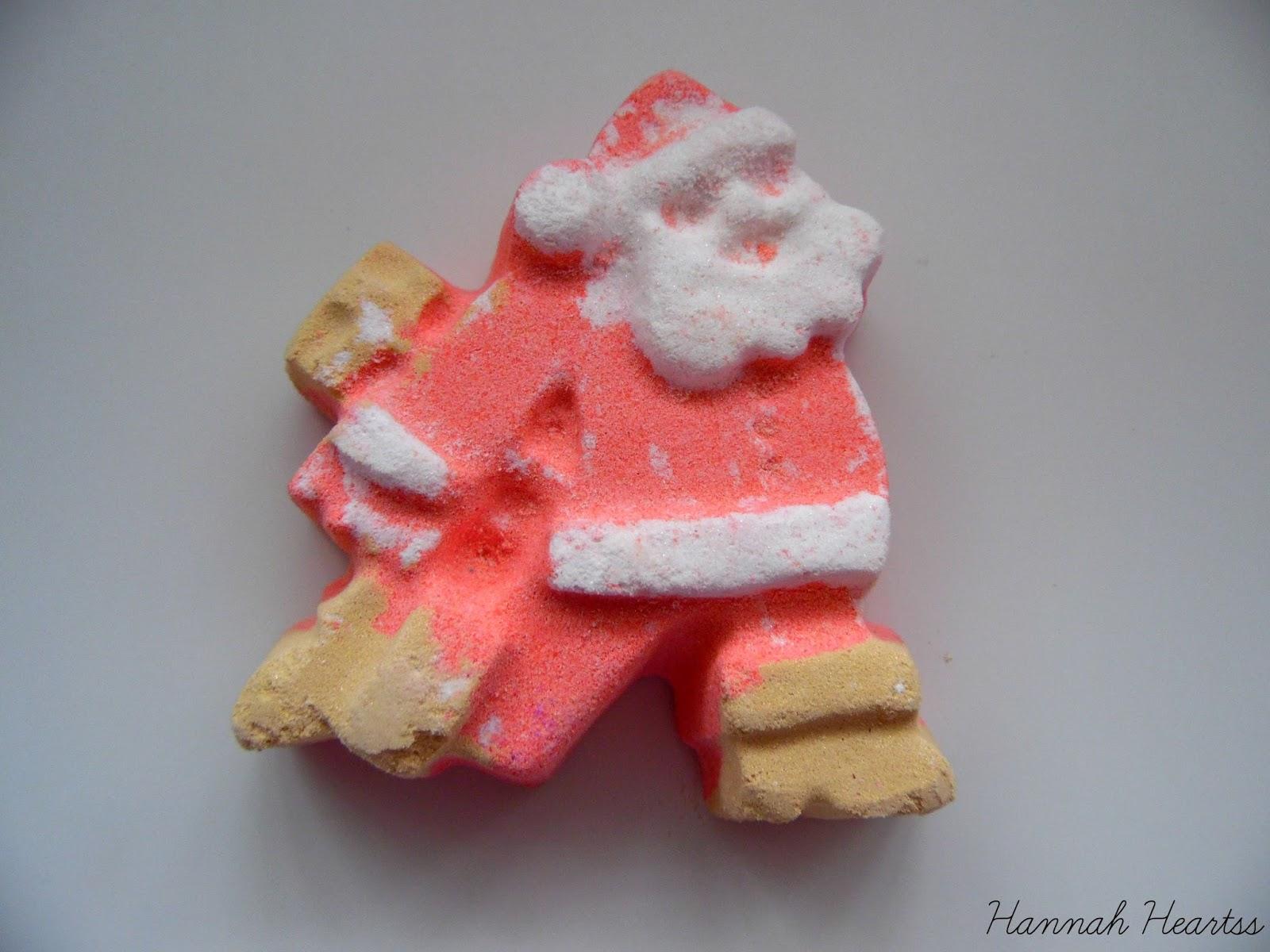 Lush Dashing Santa