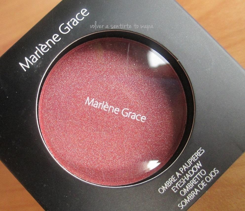 Marlène Grace, sombras low cost
