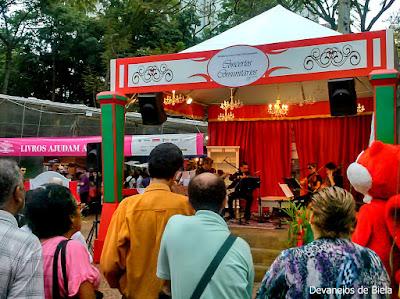 Concertos Comunitários Zaffari na Feira do Livro de Porto Alegre 2015