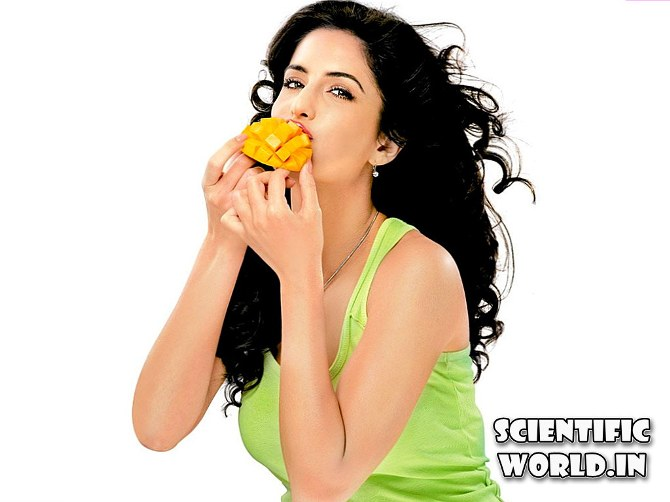 Katrina Kaif with Mango