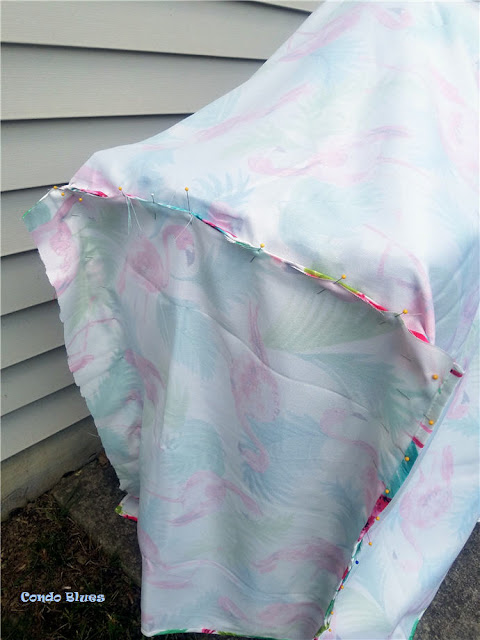 how to make an outdoor grill cover